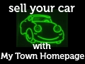 Sell your car with My Town Homepage