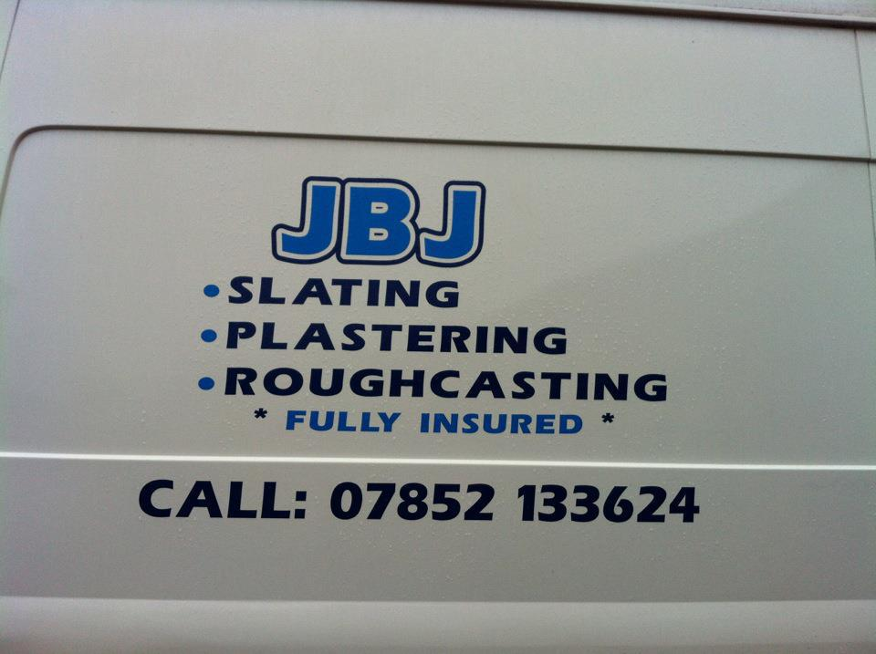 JBJ Plastering and Roofing