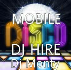 DJ Monty - Inverclyde area; great prices; all occasions