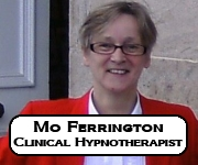 Mo Ferrington Clinical Hypnotherapist