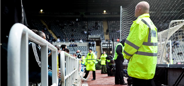 Football and Event security  - Main image