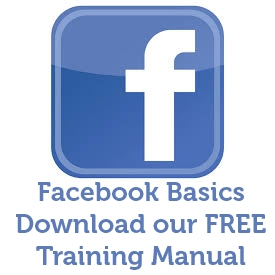 Facebook Basics - See our FREE Training Manual
