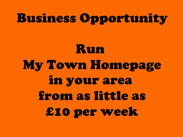 Run My Town Homepage in Your Area