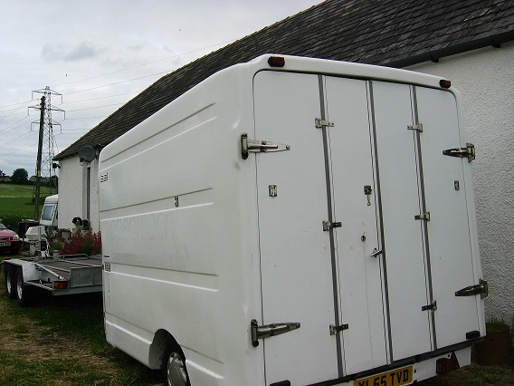 cheap removals dumfries