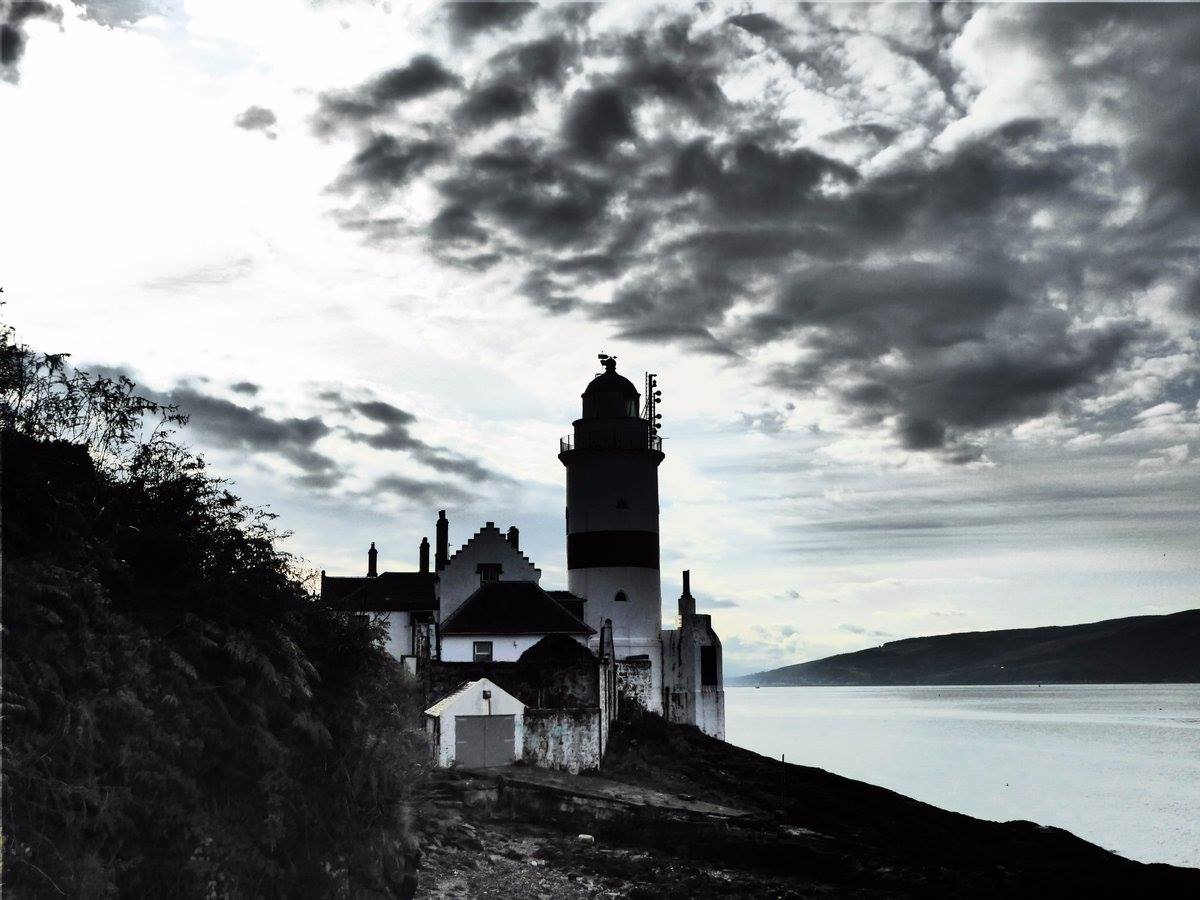 Cloch Lighthouse by Mr H