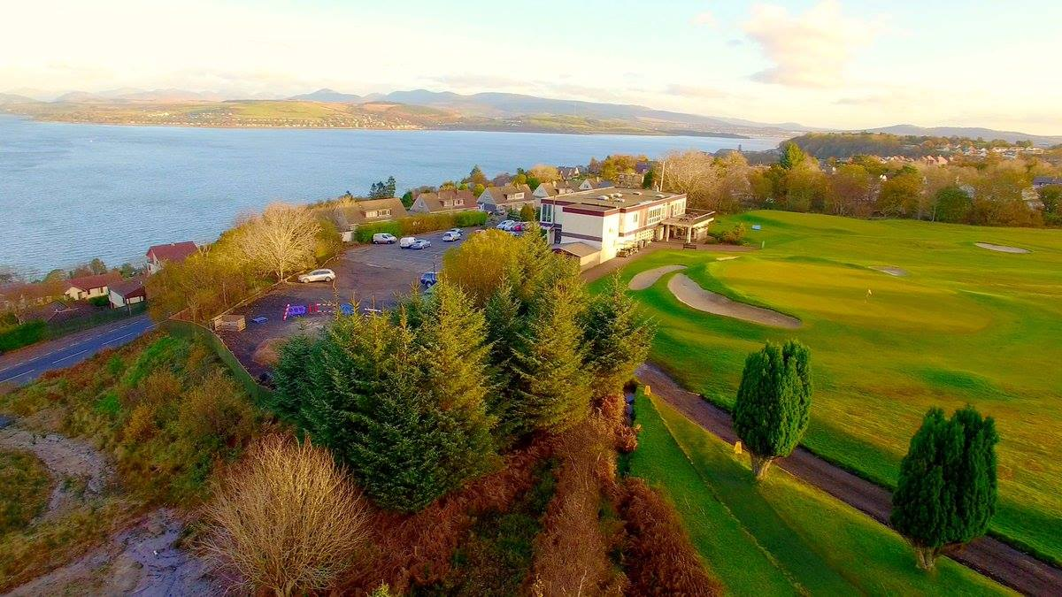 Autumn Colours at Gourock Golf Club