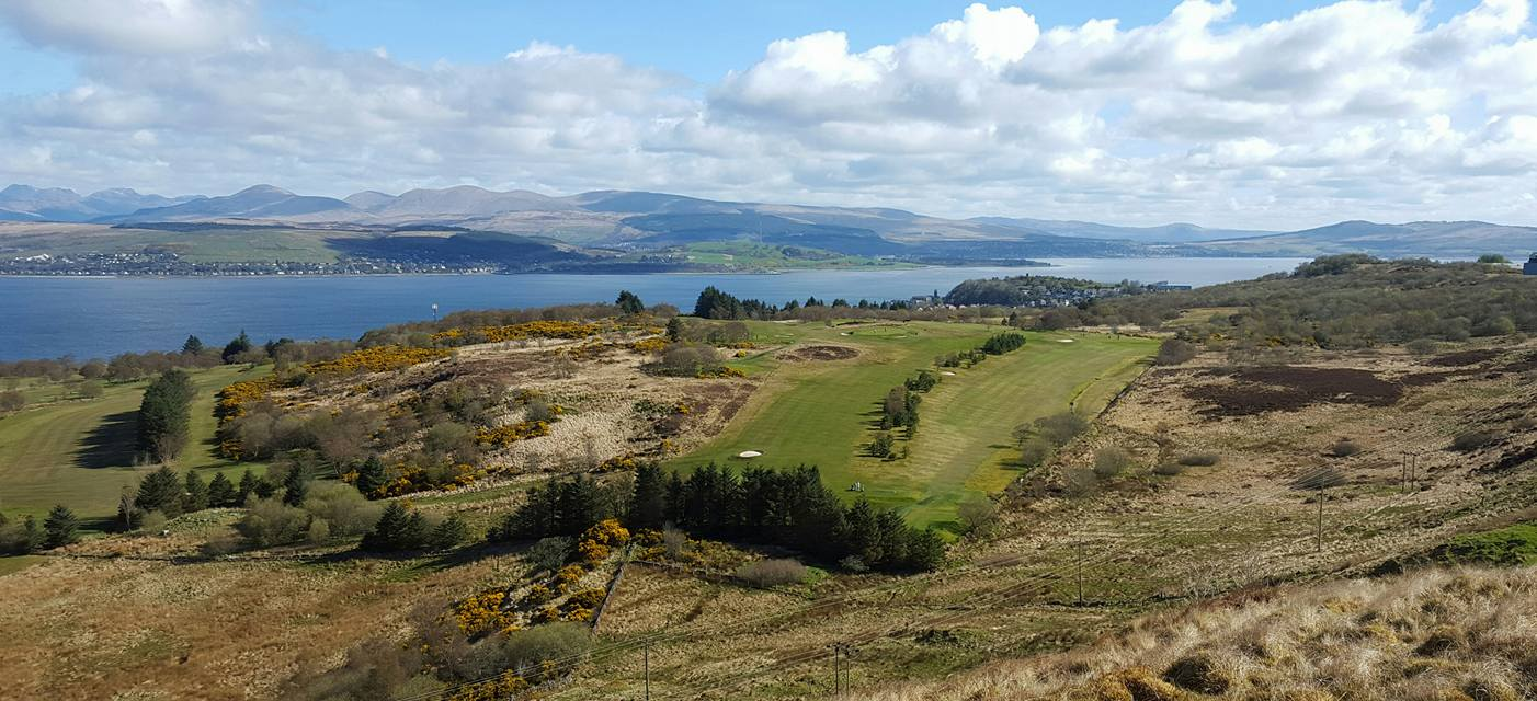 Gourock Golf Club and beyond