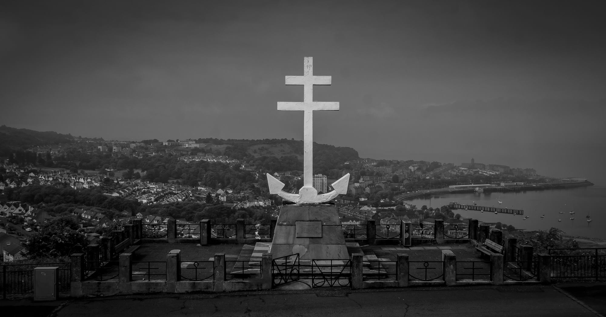 Cross of Lorraine- Thanks to Ross Cameron for the pic